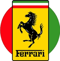 Ferrari Exclusive Chair Mat