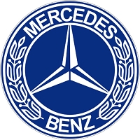 Mercedes Benz Exclusive Chair Mat