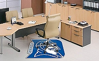 Duke University Blue Devils Chair Mat