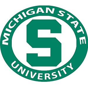 Michigan State Spartans Chair Mat